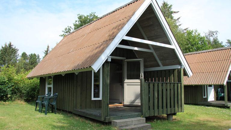 Hytte 4 på Læsø Camping