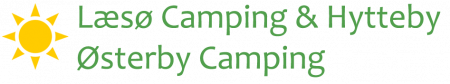campingpladser læsø logo